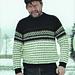 Mens Colourwork Sweater pattern
