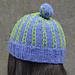Loom Band Hat pattern