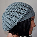 Lacy Slouch Hat pattern