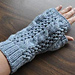 Cables 'n Lace Mitts (DK) pattern