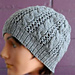 Cables 'n Lace Hat (Fingering) pattern