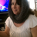 Crochet Cowl With Hood pattern