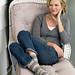 Luxury Lacy Socks pattern