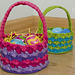 Woven Easter Basket pattern