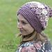 Octavia Slouch Hat pattern