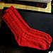Tipsy Owls Socks pattern