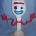 Forky toy story 4 amigurumi pattern