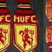 Manchester United votter pattern