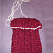 Holiday Purse - Loom Knit pattern