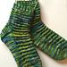 Blether Socks pattern