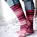 Simply Stockings pattern
