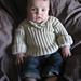 Shawl Collar Sweater pattern