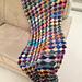 Seashell Scrap Yarn Blanket pattern