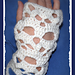 Skull Hand Warmers pattern