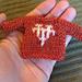 University of Texas (UT) Sweater Ornament pattern