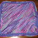 Grandma's Favorite Loomed Dishcloth pattern