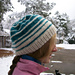 Reflections Slouch Hat pattern