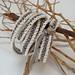 GLO safety 5 wrap Bracelet pattern