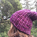 Tubular CO Chunky Ribbed Hat pattern