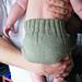 Wool Diaper Soaker pattern