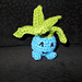 Oddish Pokemon pattern