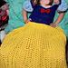 Fairest Princess Dress Blanket pattern