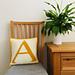 Alphabet Cushion pattern