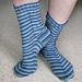 Crosswalkers Socks pattern