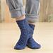 Wyeast Socks pattern