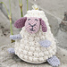 0-1376 Easter Lamb pattern
