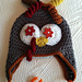 Turkey Earflap Hat pattern