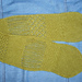 Angel touch scarf pattern