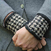 Houndstooth Cuffs pattern