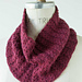 Vineyard Cowl pattern