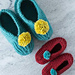 Family Slippers pattern