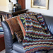Vintage Throw & Afghan pattern