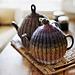 Ribbed & Ruffled Tea Cozies pattern