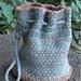 Little Linen Stitch Bag pattern