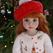Beret Dianna Effner Little Darling dolls pattern