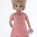 Sweater Dress Dianna Effner Little Darling dolls pattern