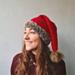 Holiday Santa Hat pattern
