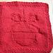Christmas Ornament Dishcloth pattern