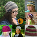 Twilight Horizon Beanie and Slouch pattern