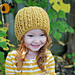 Stay Gold Beanie pattern
