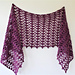 Jasmine Shawl pattern