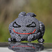 Amigurumi VW Fast Rabbit Mascot pattern
