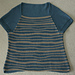 p.34 Striped Tee pattern