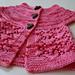 Baby Valentine Sweater pattern