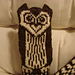Screech Owl Mittens pattern