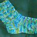 Zig Zag Socks pattern